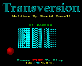 Transversion screenshot 1