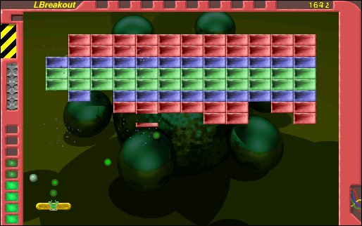 LBreakout screenshot 2