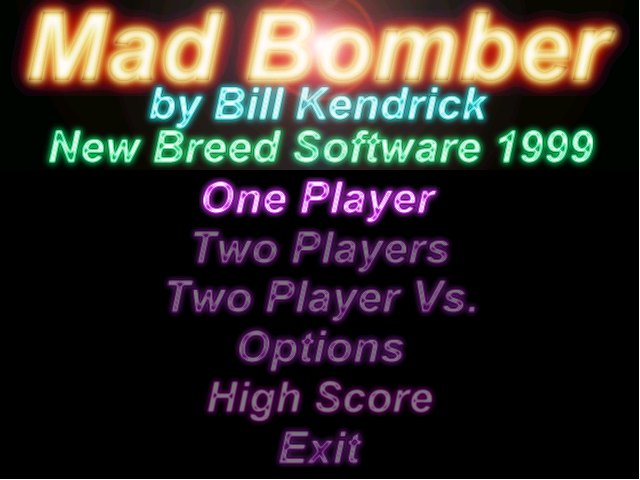 Mad Bomber screenshot 1