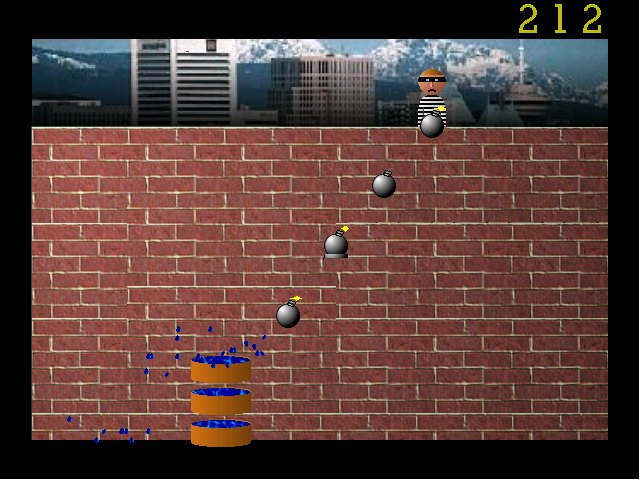Mad Bomber screenshot 2
